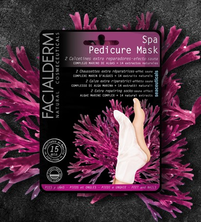 Spa Pedicure Mask